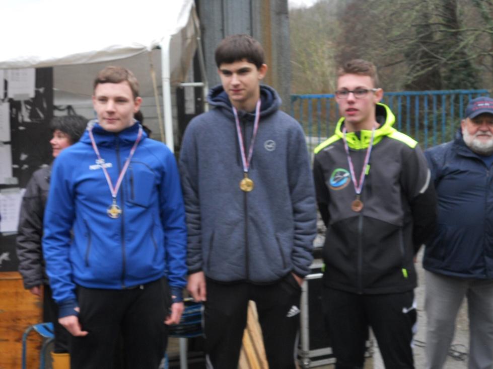 3ème place de Tom en sprint
