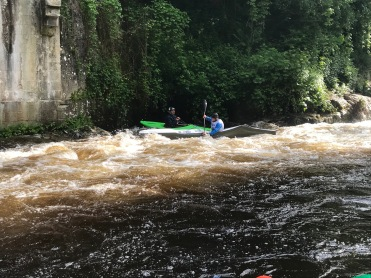 Mickael Hybois kayak homme club nautique baud